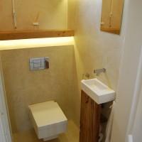 ANAI - Badkamerontwerp - Design WC toilet - V1