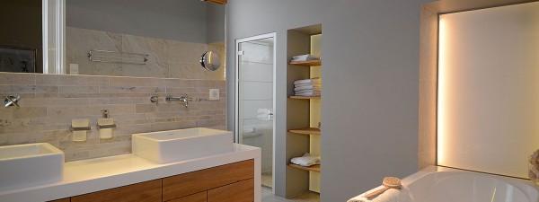 ANAI - Badkamerontwerp - Design badkamer met bad - V1