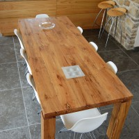 ANAI - Vakantiewoningen ontwerp - Design keukentafel - V1
