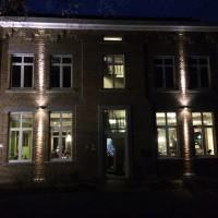 ANAI - Zakelijke markt - Design Buitenkant België buitenaanzicht