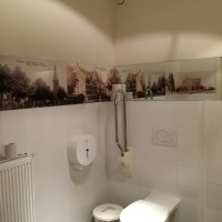 ANAI - Zakelijke markt - Design Toilet Pastorie België