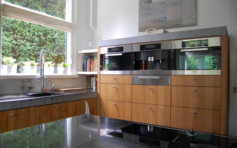 Anai - Interieuronwerp - Design van keukenkastjes