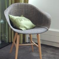 Anai - Interieurontwerp - Design van slaapkamer met stoel